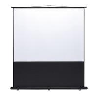 プロジェクタースクリーン [PRS-Y100K] (床置き式、100型相当、4:3)