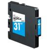 汎用インク GXカートリッジ シアン Mサイズ GC31C [515744] (RICOH)