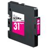 汎用インク GXカートリッジ マゼンタ Mサイズ GC31M [515745] (RICOH)