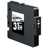 汎用インク GXカートリッジ ブラック Lサイズ GC31KH [515747] (RICOH)