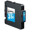 汎用インク GXカートリッジ シアン Lサイズ GC31CH [515748] (RICOH)