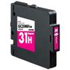 汎用インク GXカートリッジ マゼンタ Lサイズ GC31MH [515749] (RICOH)