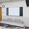 プロジェクタースクリーン [PRS-WB6090] (マグネット式、40型相当)