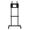 移動式ディスプレイスタンド(耐荷重最大50kg)