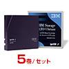 ULTRIUM7 データカートリッジ 6.0TB/15.0TB [38L7302]×5巻