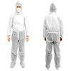不織布二層タイプ防護服 フリーサイズ(50枚)